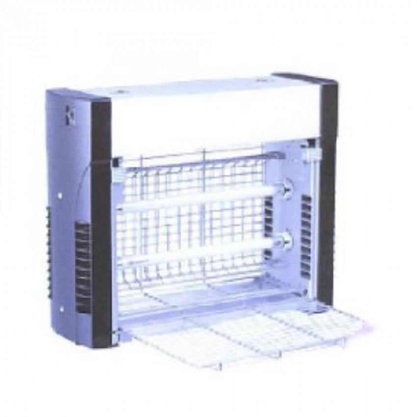 Mata Insectos Electrónico en acero Inox - 35-576003