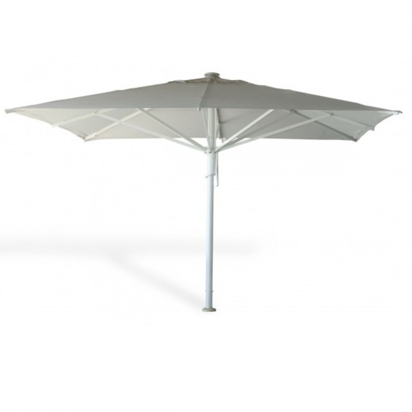 Parasol de Terraza GRANADA de 3 x 3m para empotrar.