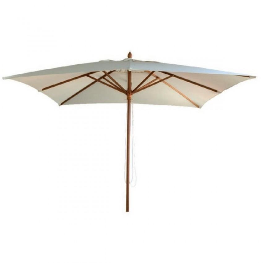 Sombrilla de Terraza TOMELLOSO de 3 x 3 m. Madera