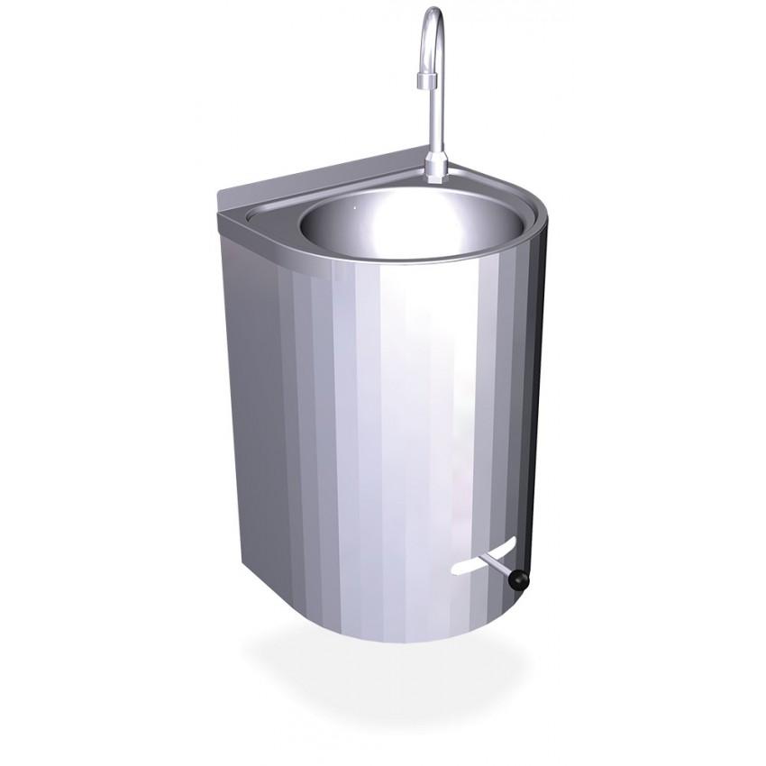 LavamanosMural 061402 de Palanca agua Fría- Caliente