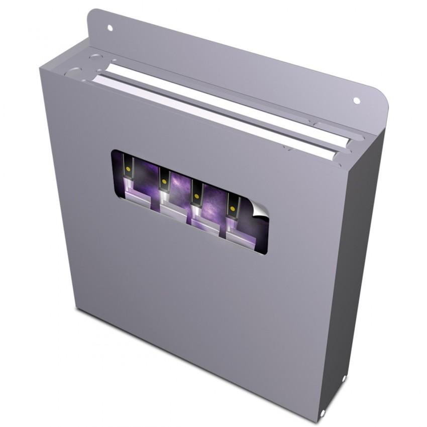 Esterilizador de cuchillos de ozono 20 cuchillos 040472