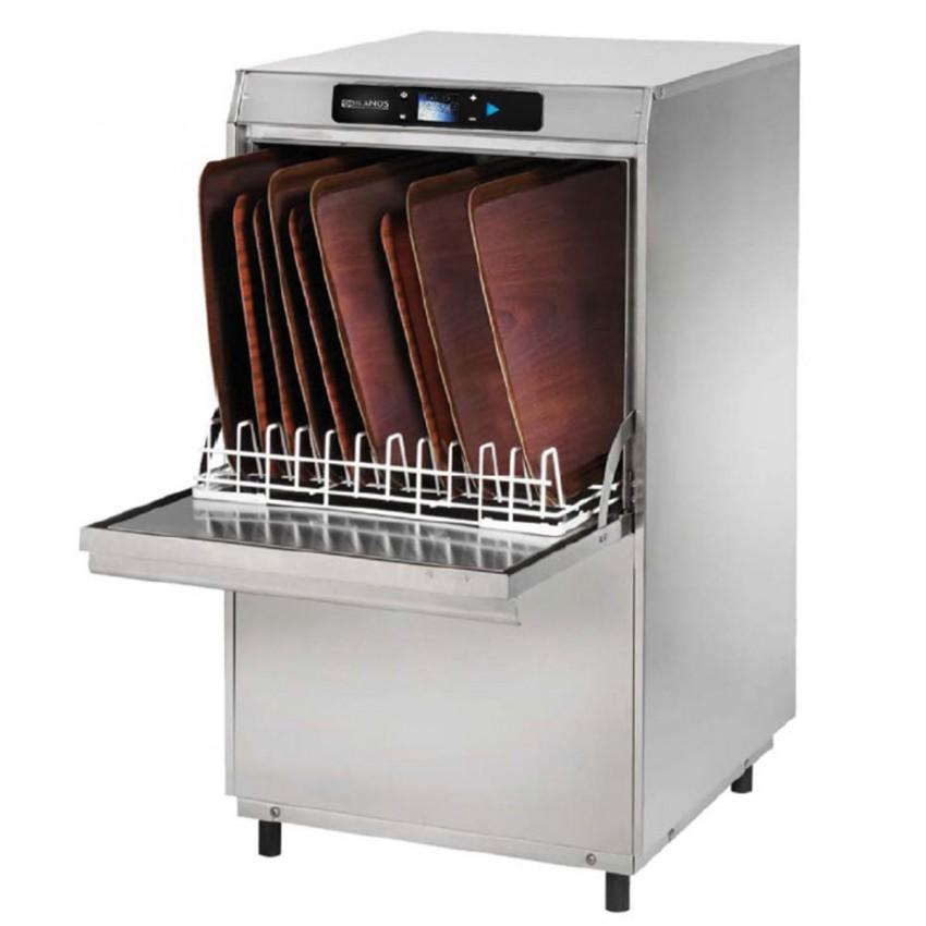 Lava-Bandejas Industrial N800 Altura puerta 44 cm. 57x62