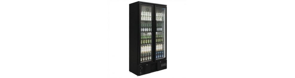 Refrigerador puerta cristal