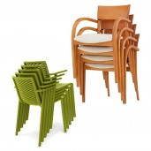 Sillones Apilables