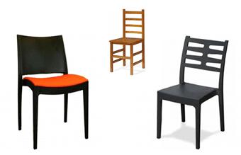 sillas para bares y restaurantes