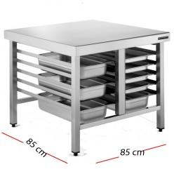 Mesa para horno 85 x 75 -F0050201