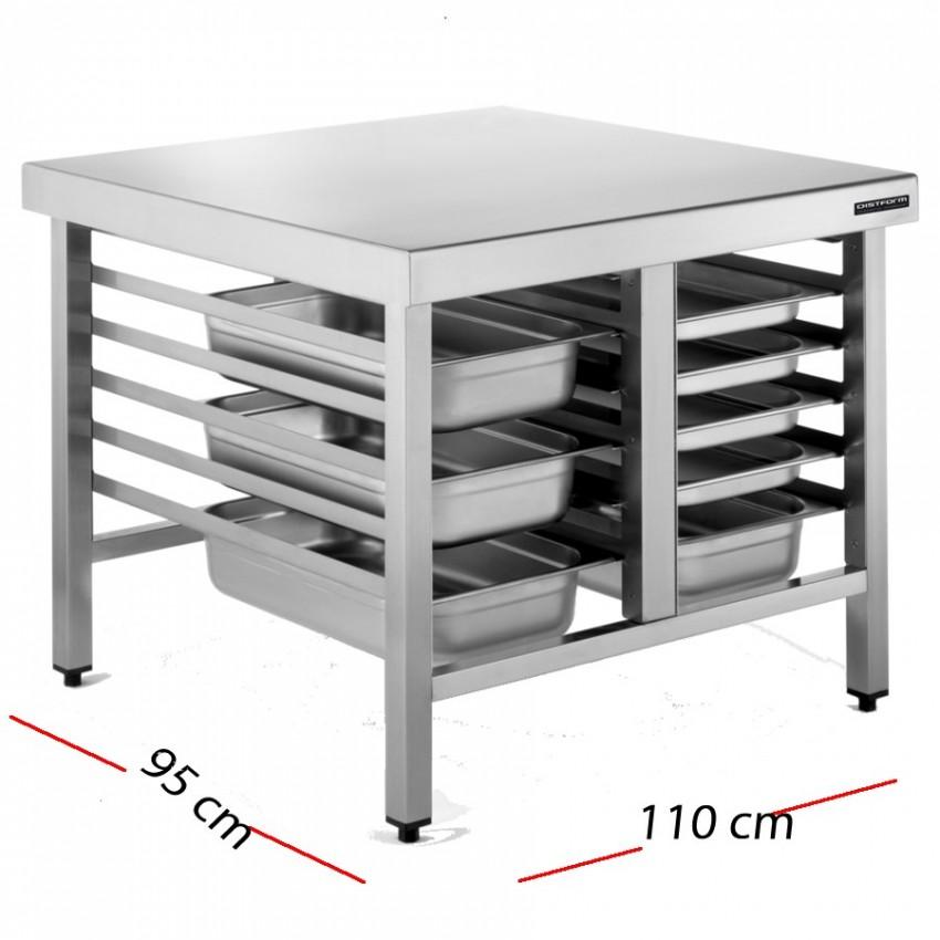Mesa para horno 110 x 85 -F0050203