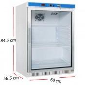 Nevera Fría Puerta Cristal 130 L. 150 W - APS-201-C