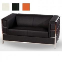 Sofa de una plaza tapizado MULA