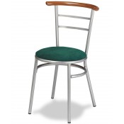 Silla para bar asiento tapizado