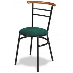 Silla  bar asiento madera