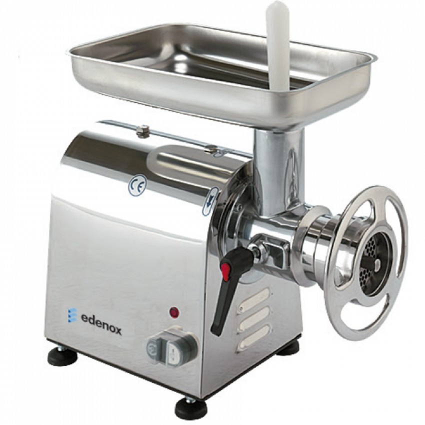 Picadora de Carne Inox Boca Ø 7 cm. 750 W -PI-12