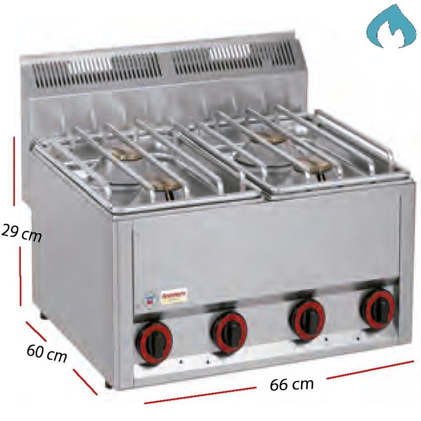 Cocinas de gas para hosteler a econ micas for Cocinas economicas a gas