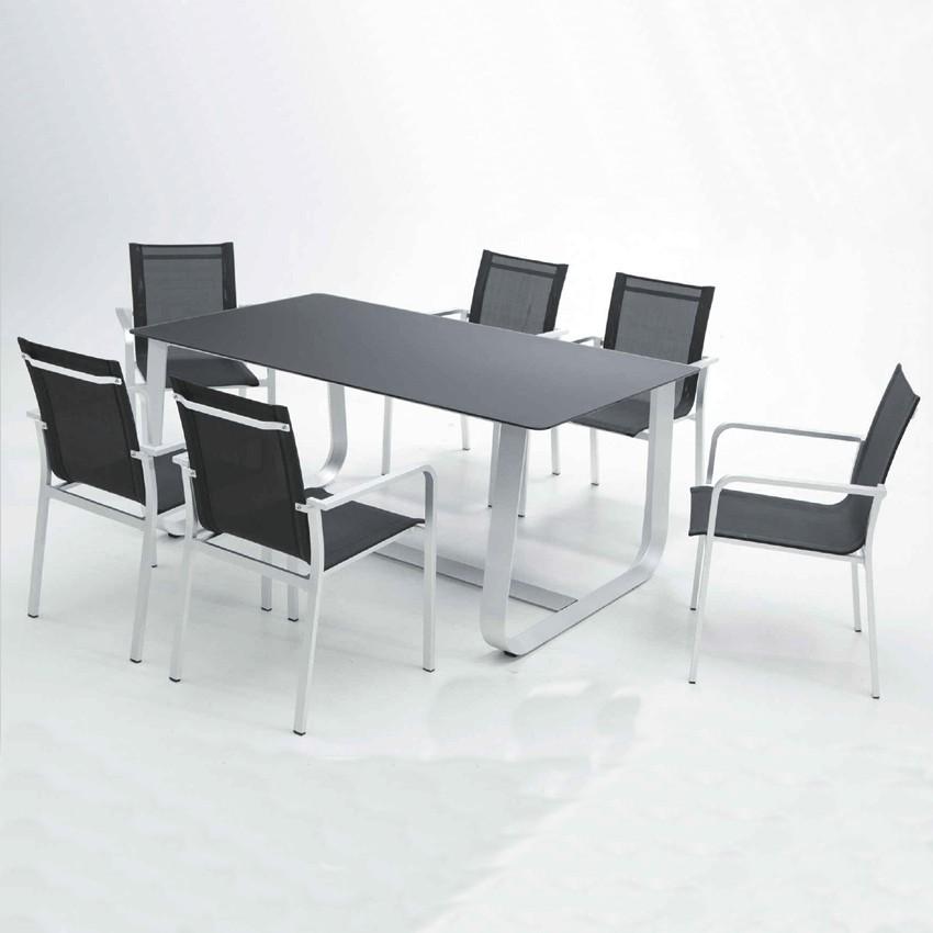 Conjunto de muebles para terraza Turis