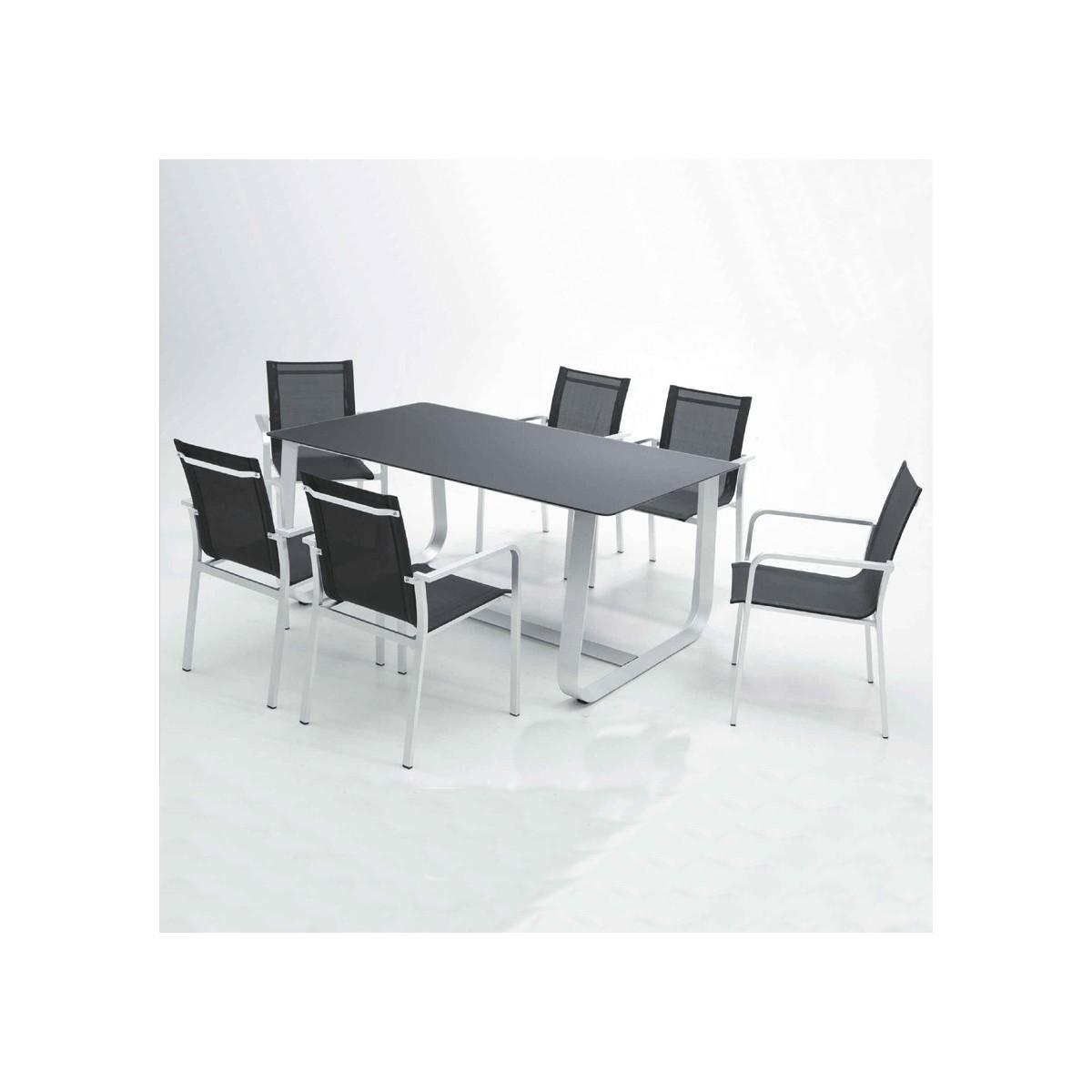 Conjunto de muebles para terraza o jard n turis for Conjunto para terraza