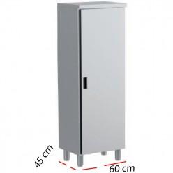 Armario para articulos de limpieza 60x45 cm