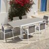 Conjunto de muebles para terraza con piscina Celanova