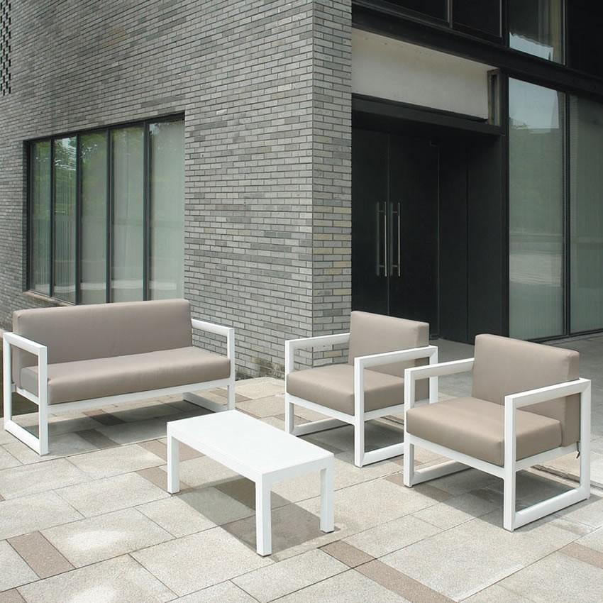 Muebles de terraza para hostelería set Allariz