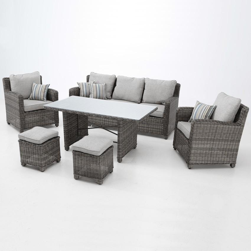 Mobiliario de terraza para hosteleria set Lezo
