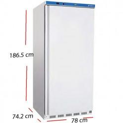 Congelador Alto para cocina 600 L. 77.5x69.5 cm - ANS-601