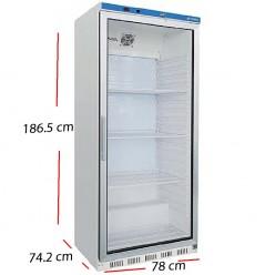 Nevera Alta Refrigerada 600 L. 77.5x69.5 cm - APS-601