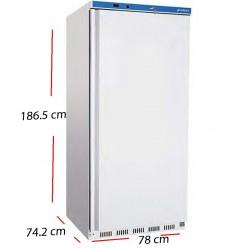 Nevera Alta Refrigerada 400 L. 60x58.5 cm - APS-401