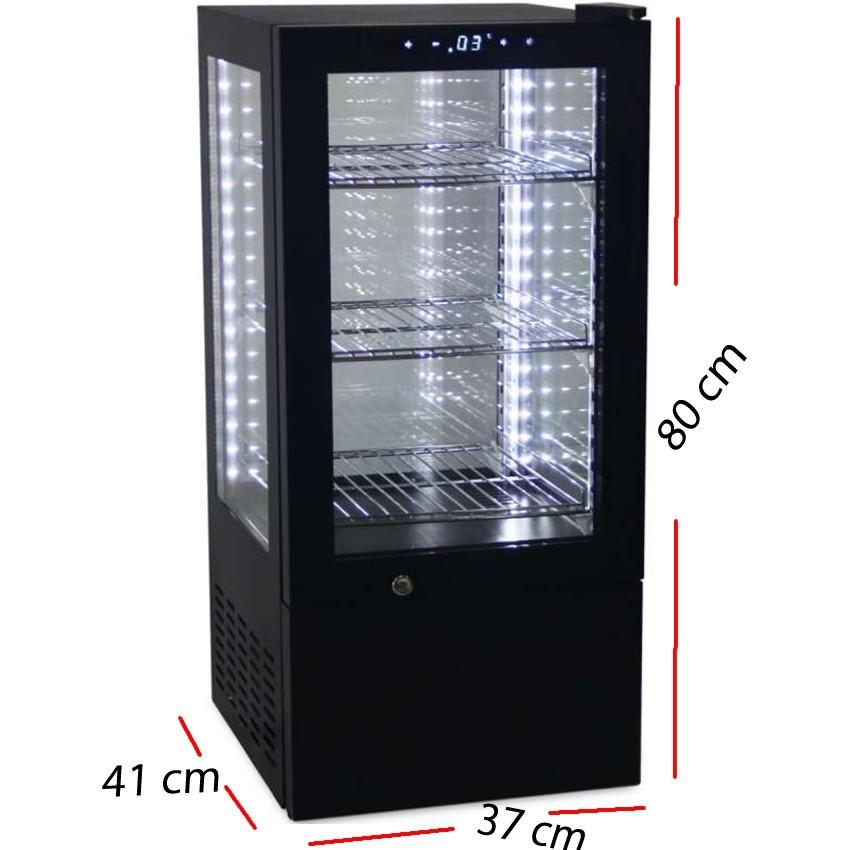 Refrigerador de latas 1 puerta 120 L 105 W- T-120