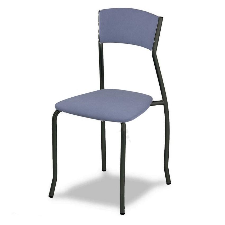 Silla de bar MR155 asiento y respaldo tapizado