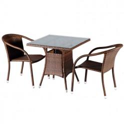 Conjunto de mobiliario de terraza Ágreda