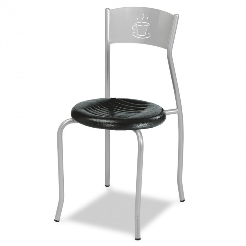 Silla de bar MR133 asiento ESPUMA