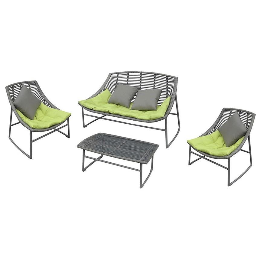 Conjunto de mobiliario de terraza Magán