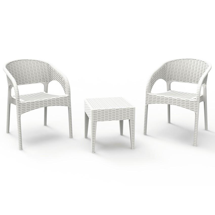 Set de muebles Leitza para terrazas