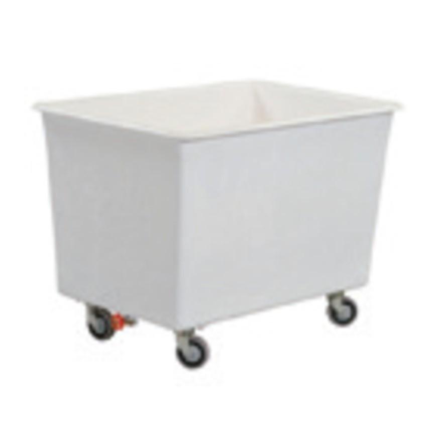 Carro para lavandería de lona 94 L - 63x45 cm. CC-90