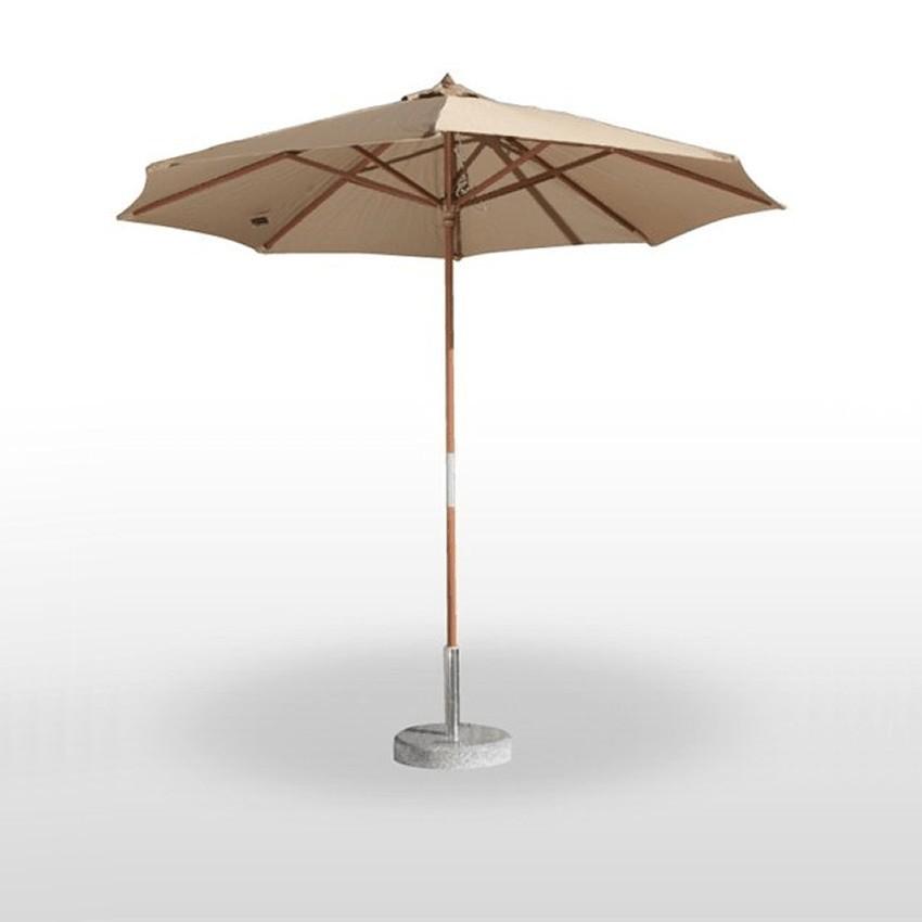 Parasol extensible Ontur redondo 200 cm