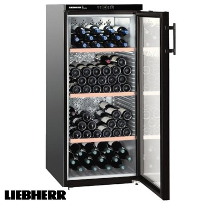 Armario para vinos 66 botellas- 0.4 Kw- 60x61.3 cm.