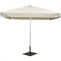 Parasol para terrazas Parcent de 3 x 3 metros