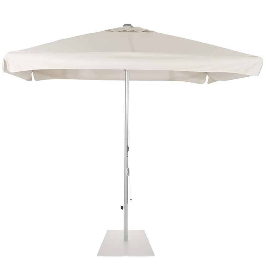 Parasol de hostelería Nalda de 250 x 250 cm