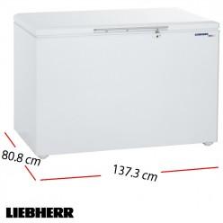 Arcón congelador -10º -45ºC - 215 L- 2.25 Kw.