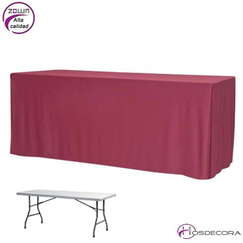 Mantel para mesa XL150 Lisa - plain