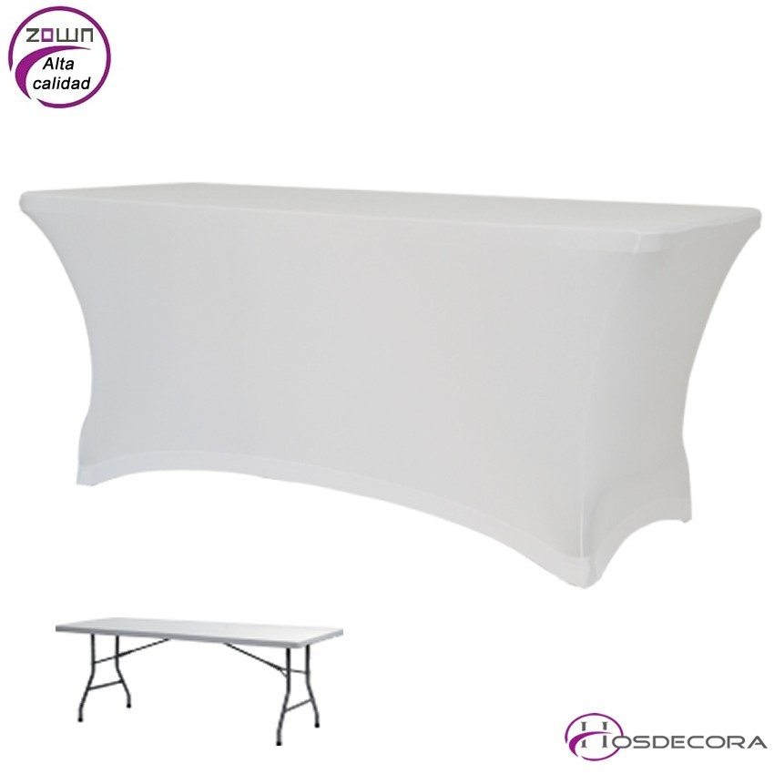 Mantel para mesa WORKTOP-180 Ajustable- Strech
