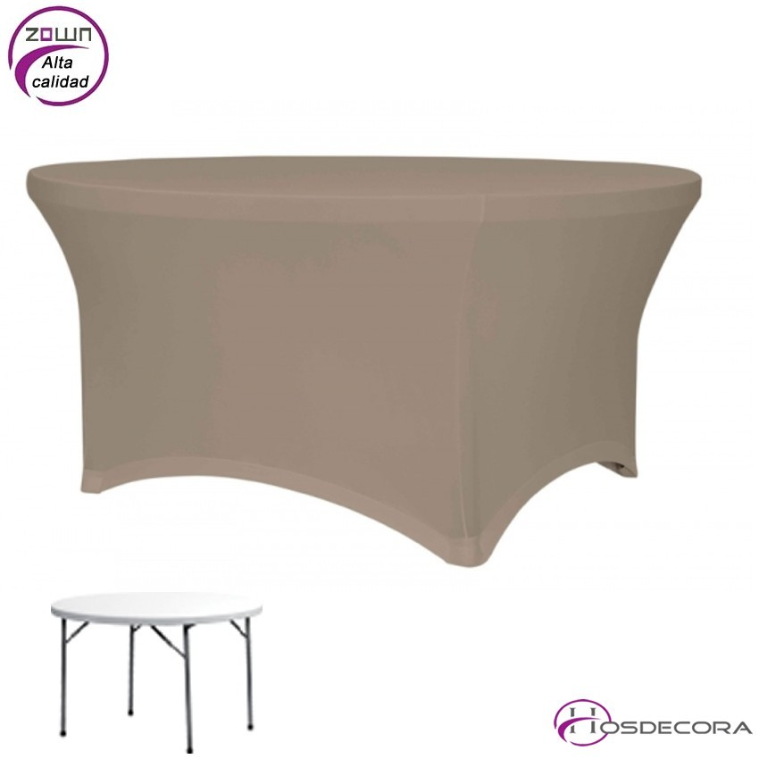Mantel para mesa Planet-180 ajustable- Strech