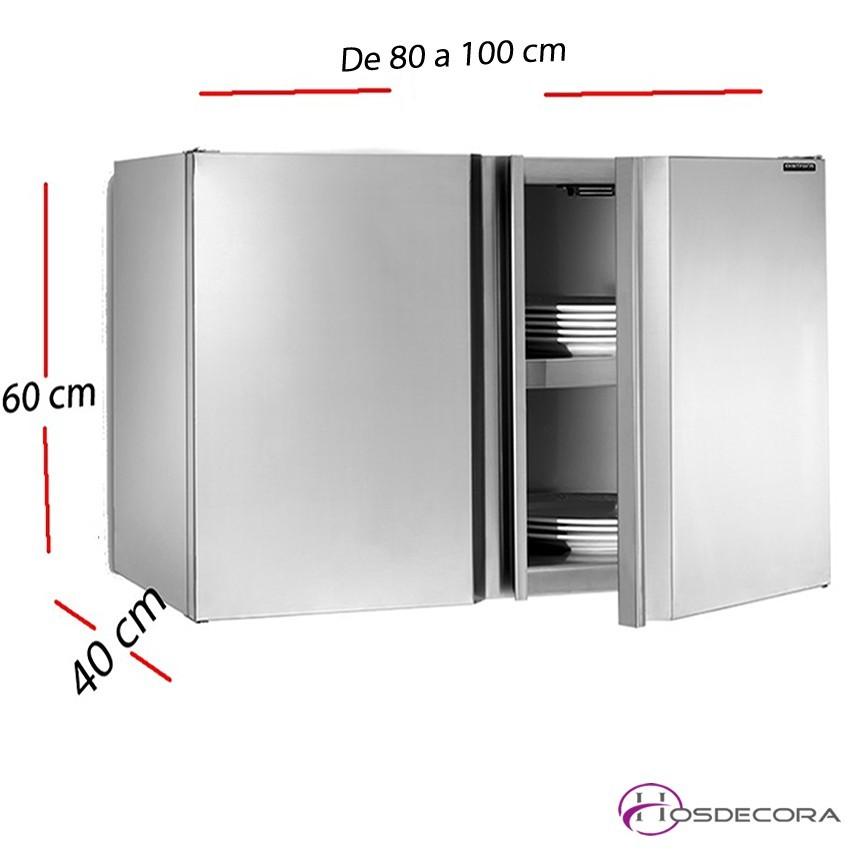 Armario 30 cm fondo simple manomano with armario 30 cm for Armarios fondo 30 cm