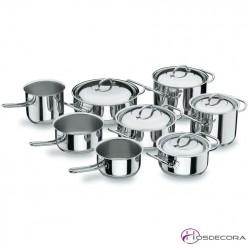 Batería de cocina Profesional de 8 piezas