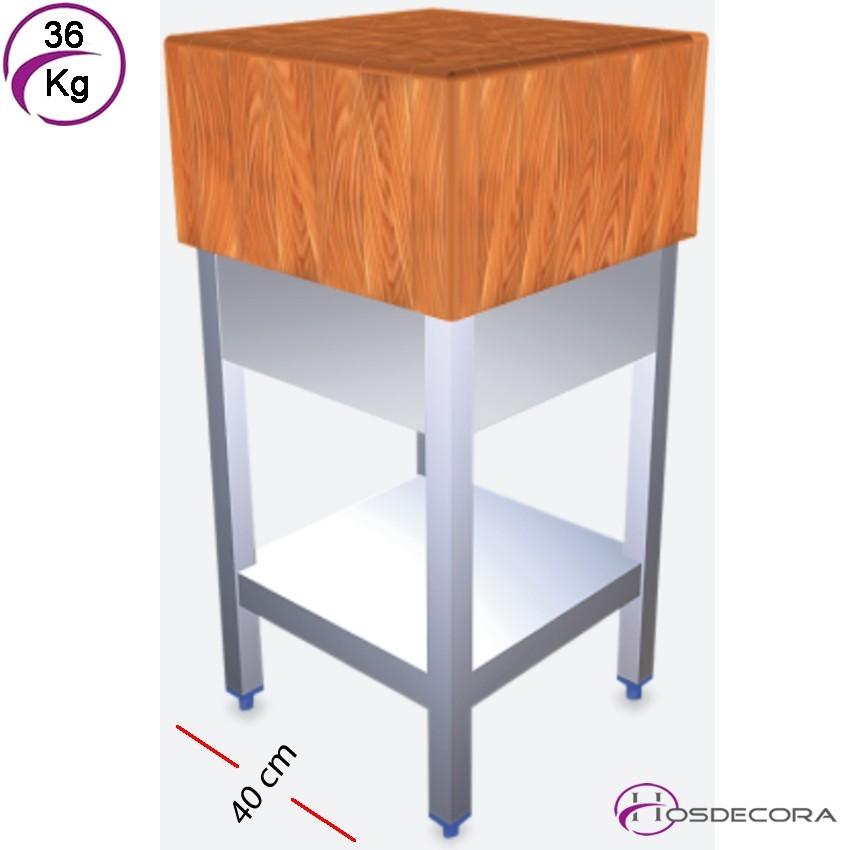 Tajo de corte de fibra 40 x 40 -45.8 kg FI030102