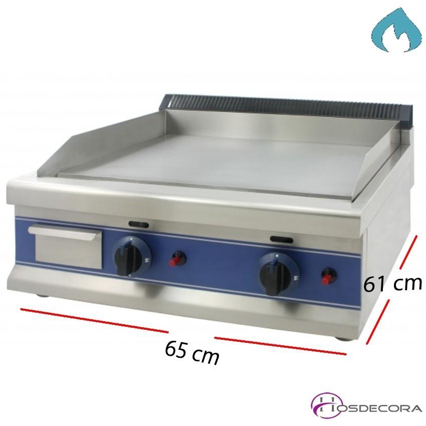 Plancha de cocer profesional a gas econ mica - Planchas de cocina a gas butano ...
