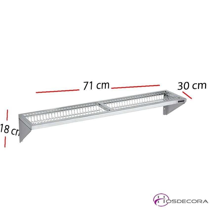 Estanteria desmontables 60 x 30 cm F0100221
