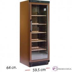Armario vinos Puerta ciega 345 L. 270 W.