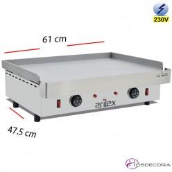 Plancha Eléctrica Acero Laminado 6mm 610x457