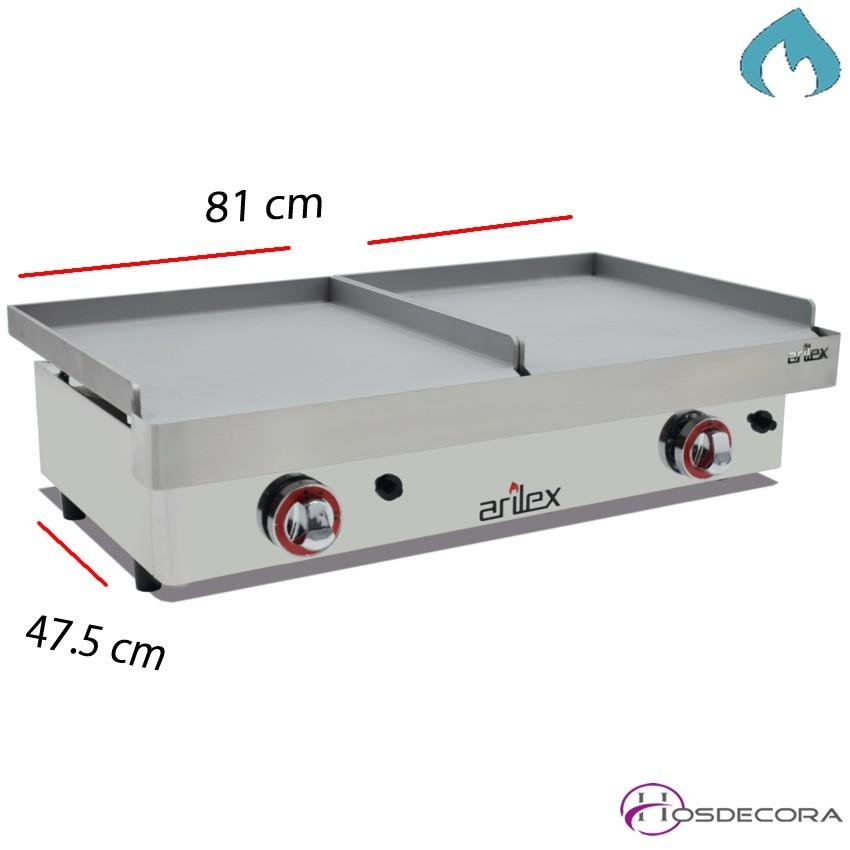 Plancha Industrial Acero Laminado 6mm 810x457