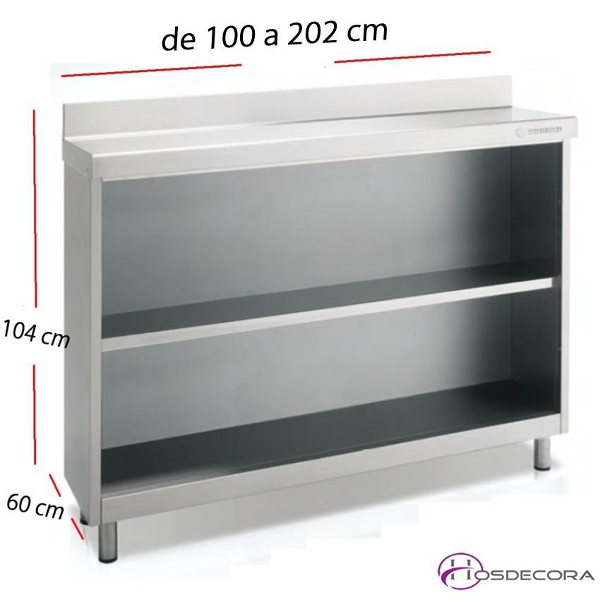 Estantería Trasbarra EFM60-100 Para Bares 90x60